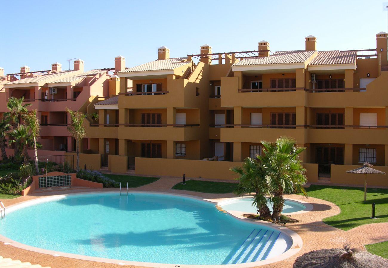 Appartement in Mar de Cristal - Albatros Playa 3 - 2108
