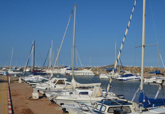 Bungalow in Mar de Cristal - Albatros Playa 3 - 1807