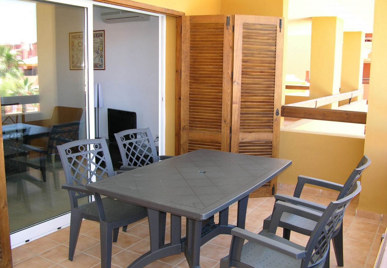 Appartement in Mar de Cristal - Albatros Playa 3 - 4607