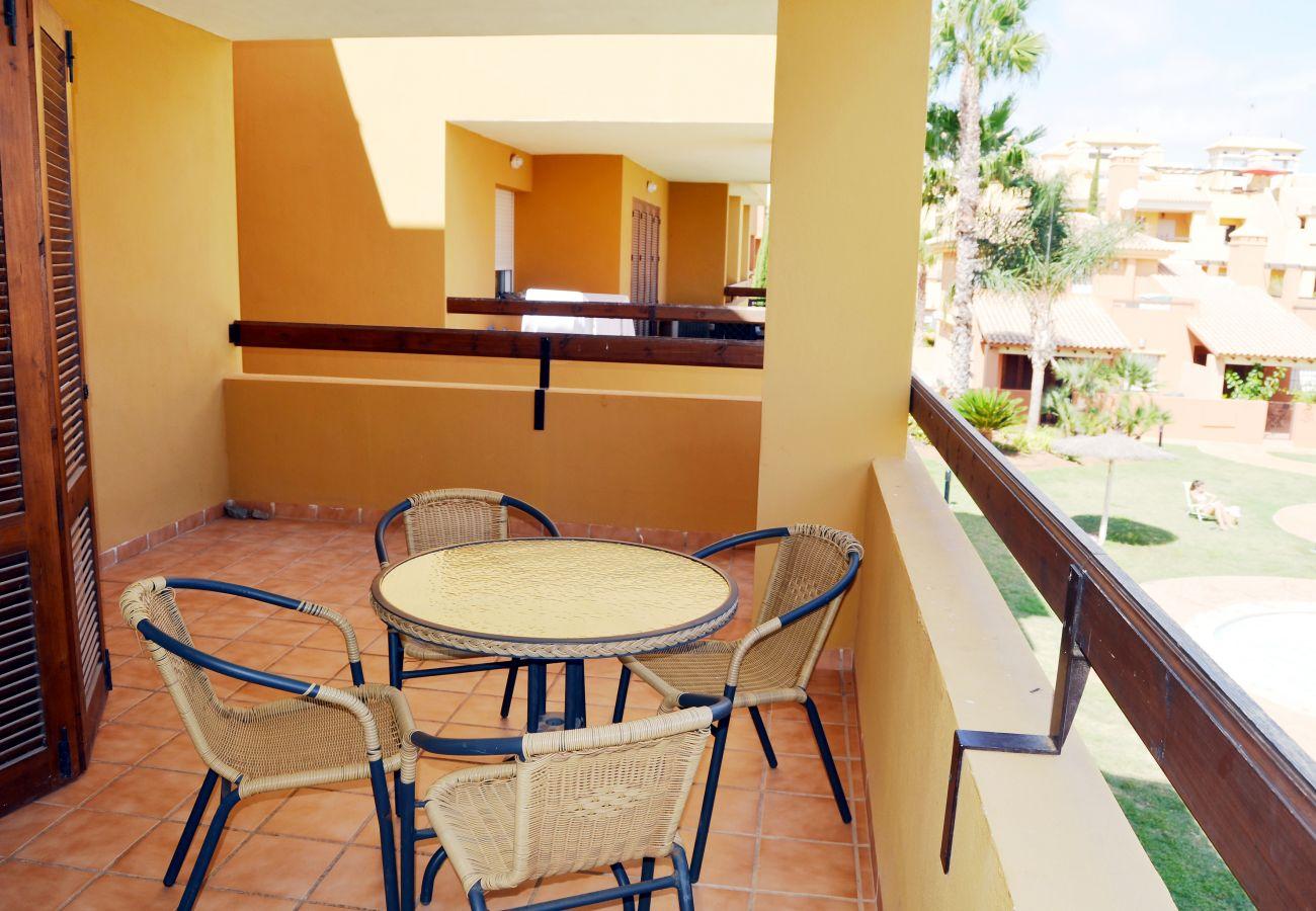 Appartement in Mar de Cristal - Albatros Playa 3 - 5007