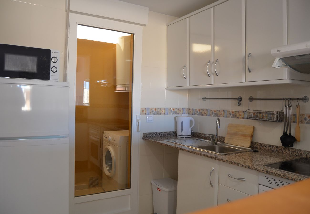 Appartement in Mar de Cristal - Albatros Playa 3 - 7208