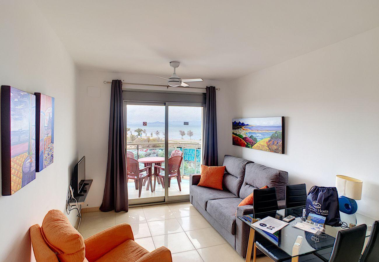 Appartement in Manga del Mar Menor - Libertad Dos Playas - 3807