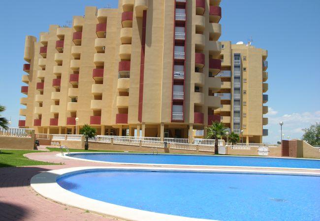Appartement in La Manga del Mar Menor - Los Miradores del Puerto - 3207