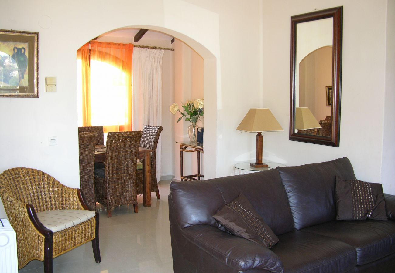 Villa in La Manga Club - (Temp Non Rental) Los Altos - 6907
