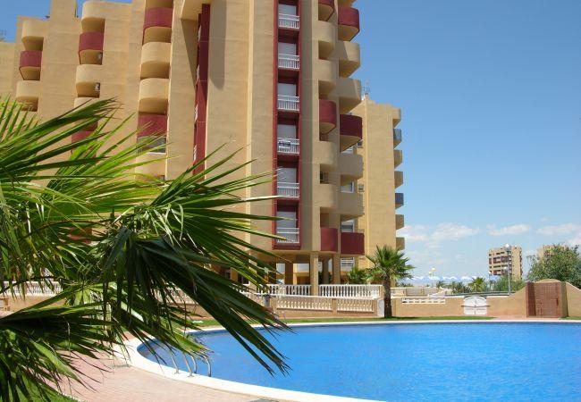 Appartement in La Manga del Mar Menor - Los Miradores del Puerto - 5207