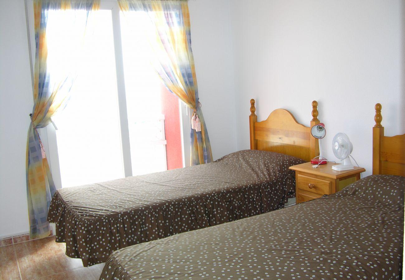 Appartement in Manga del Mar Menor - Los Miradores del Puerto - 5207