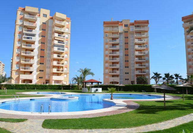 Appartement in La Manga del Mar Menor - Puertomar - 250