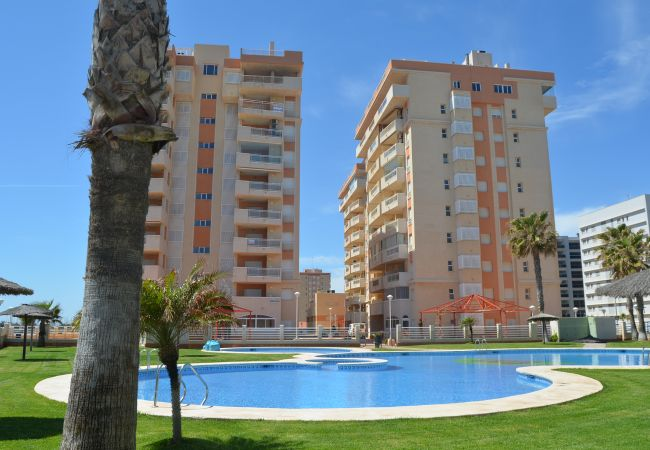 Appartement in La Manga del Mar Menor - Puertomar - 2506