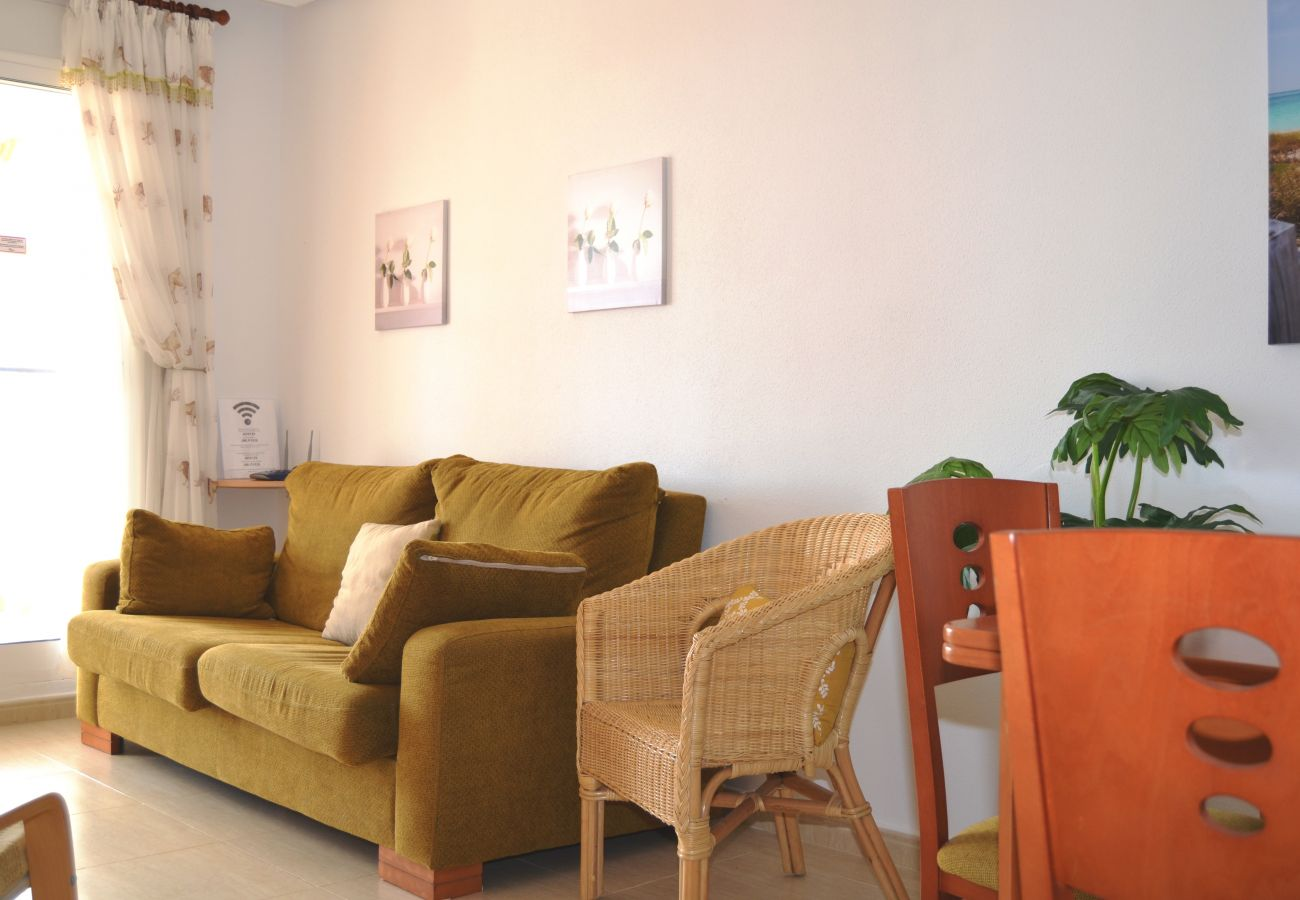Appartement in Mar de Cristal - Ribera Beach 2 - 2106