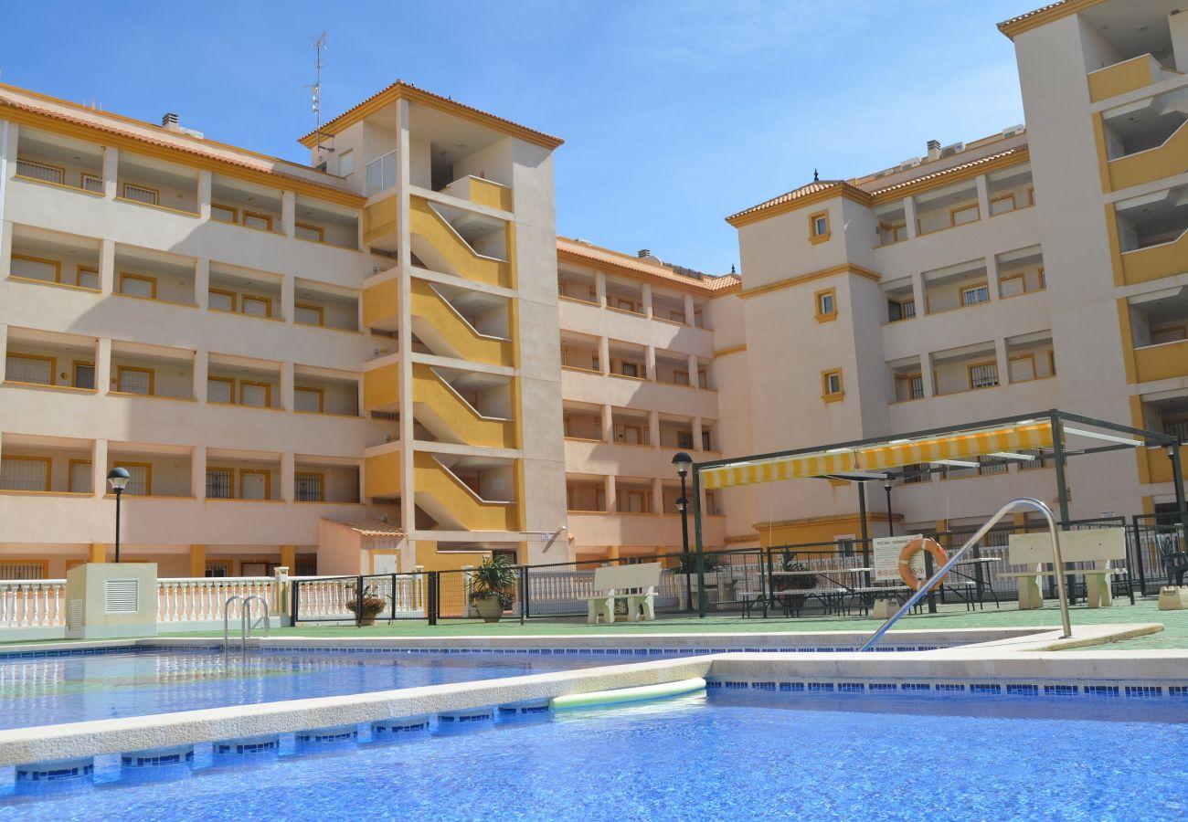 Appartement in Mar de Cristal - Ribera Beach 3 - 1208