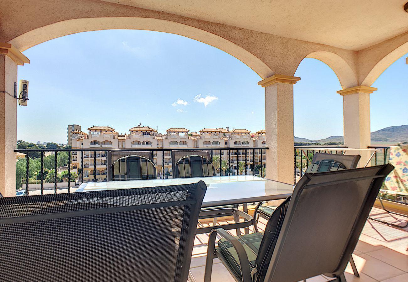 Appartement in Mar de Cristal - Ribera Beach 3 - 2706
