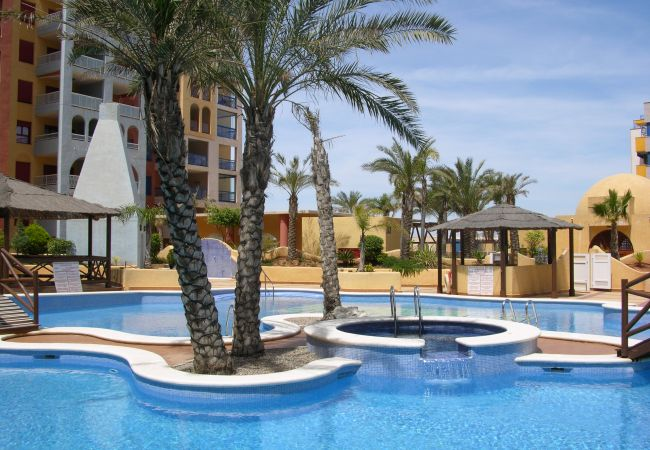 Appartement in Playa Honda - Verdemar 3 - 8907