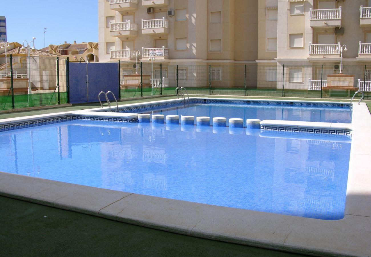 Appartement in Playa Paraiso - Villa Cristal - 4005