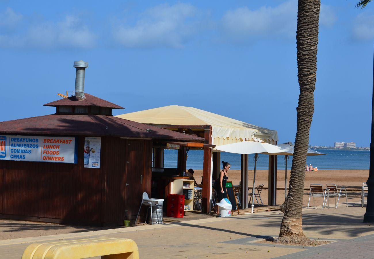 Bungalow in Mar de Cristal - Albatros Playa 3 - Casa Alvares