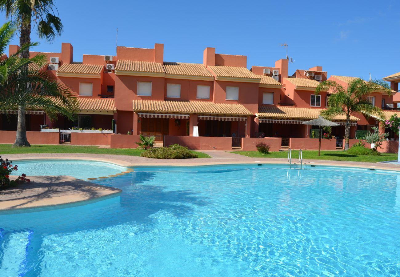 Huis in Mar de Cristal - Albatros Playa 2 - 9408