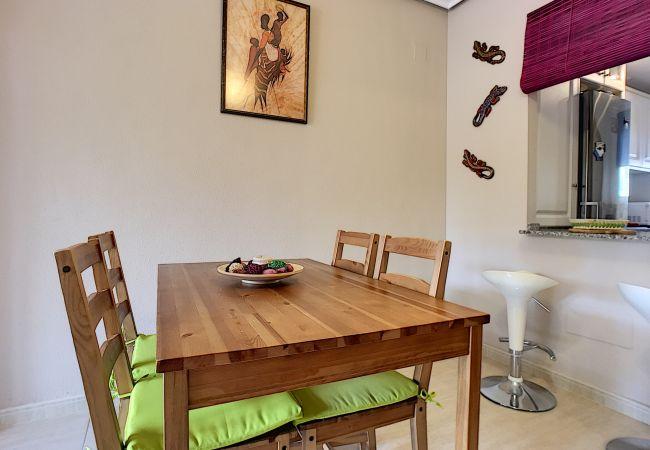 Appartement in Mar de Cristal - Ribera Beach 2 - 0709