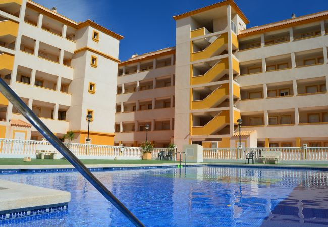 Appartement in Mar de Cristal - Ribera Beach 3 - 0809