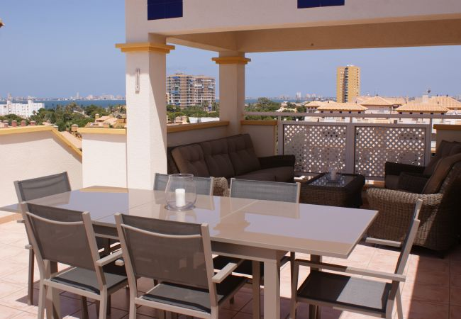 Appartement in Mar de Cristal - Ribera Beach 3 - 1009