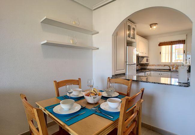 Appartement in Mar de Cristal - Ribera Beach 3 - 1009