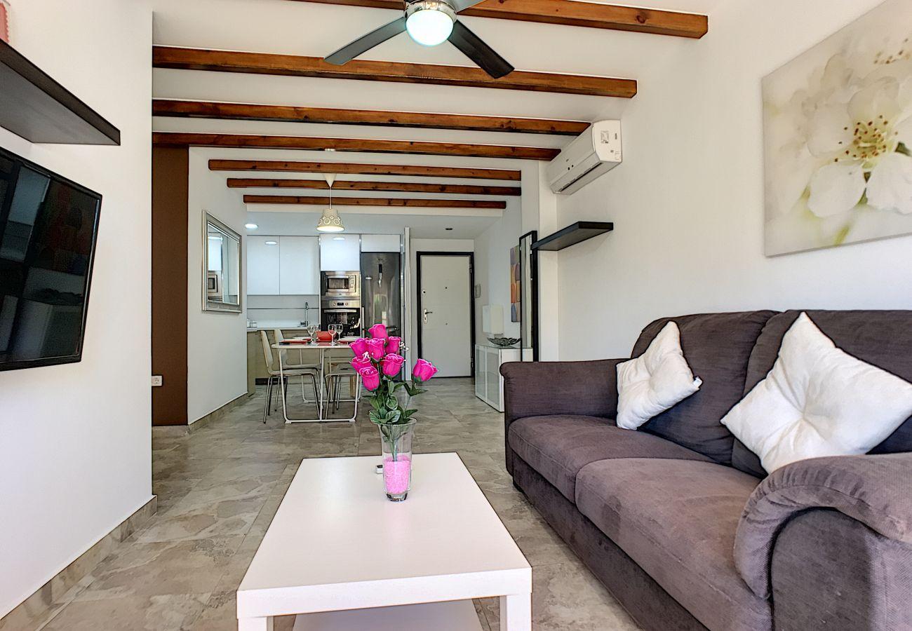 Appartement in Mar de Cristal - Miraflores Apartment - 1309