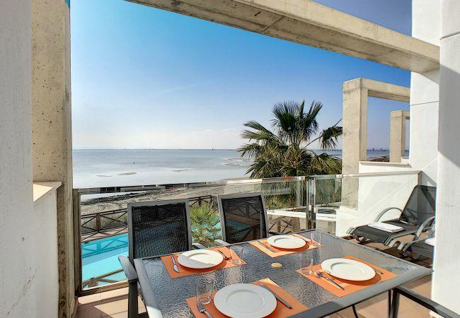 Appartement in La Manga del Mar Menor - Arenales - Van de Sype 111