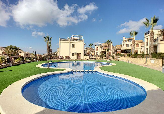 Appartement in Alforga - Casa Leone - La Finca Golf
