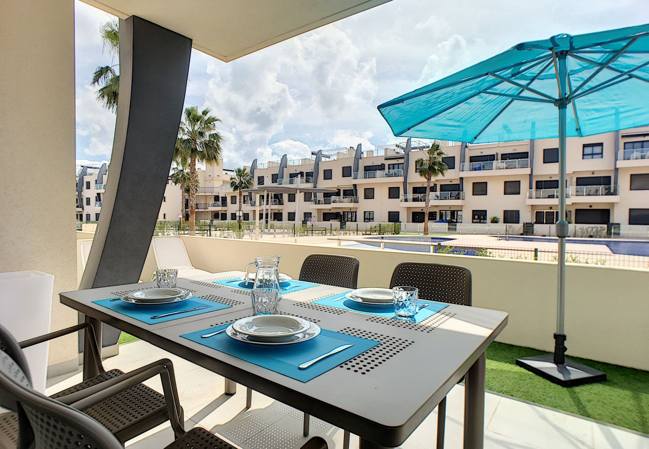 Appartement in Pilar de la Horadada - Playa Elisa Bay - Sun & Fun