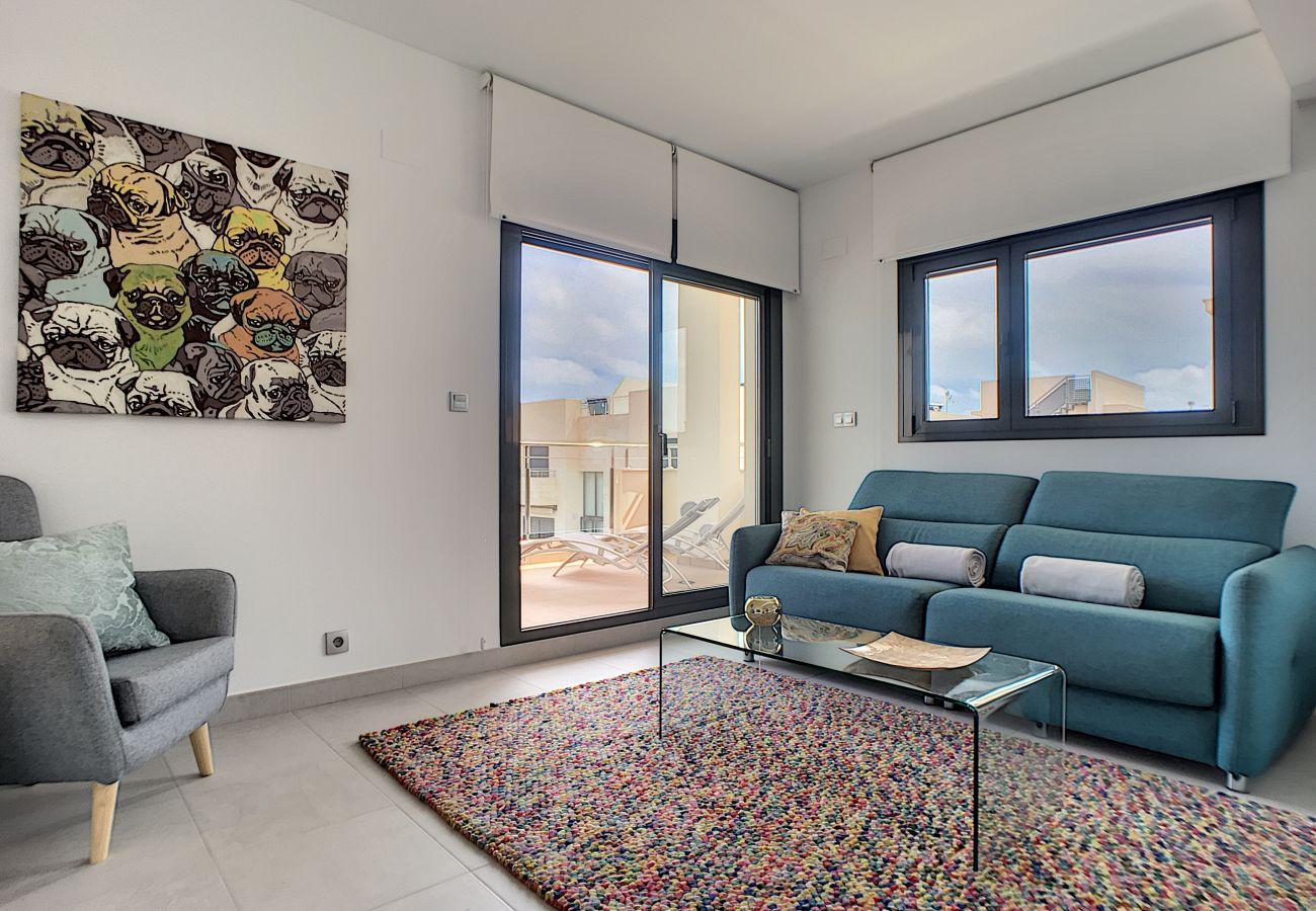 Appartement in Orihuela Costa - Jardines de Montesolana @ Orihuela Costa