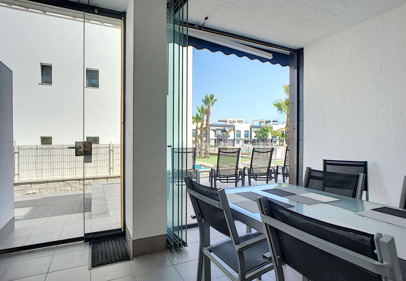 Appartement in Orihuela Costa - Casa Moreno - Oasis Beach