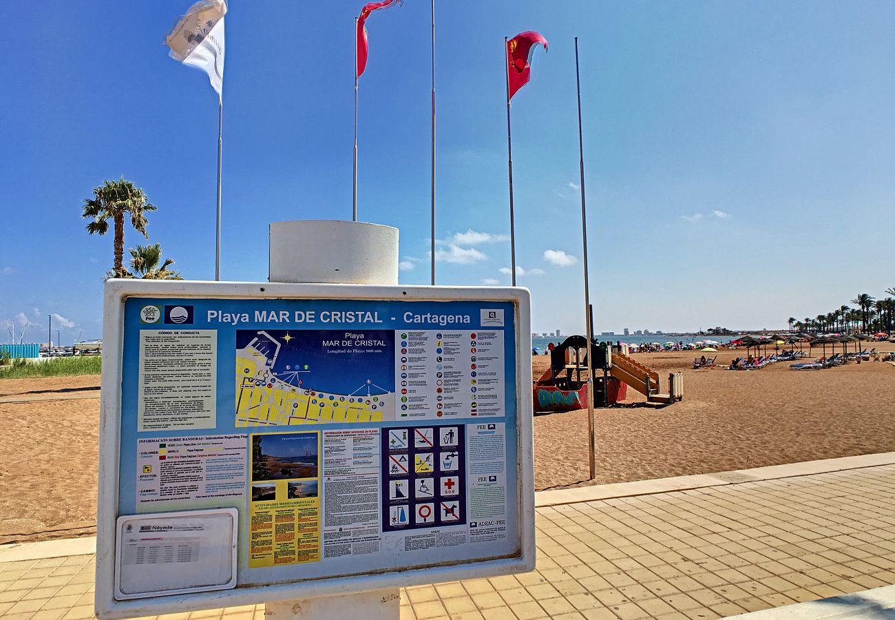 Bungalow in Mar de Cristal - Albatros Playa 3 - 2307