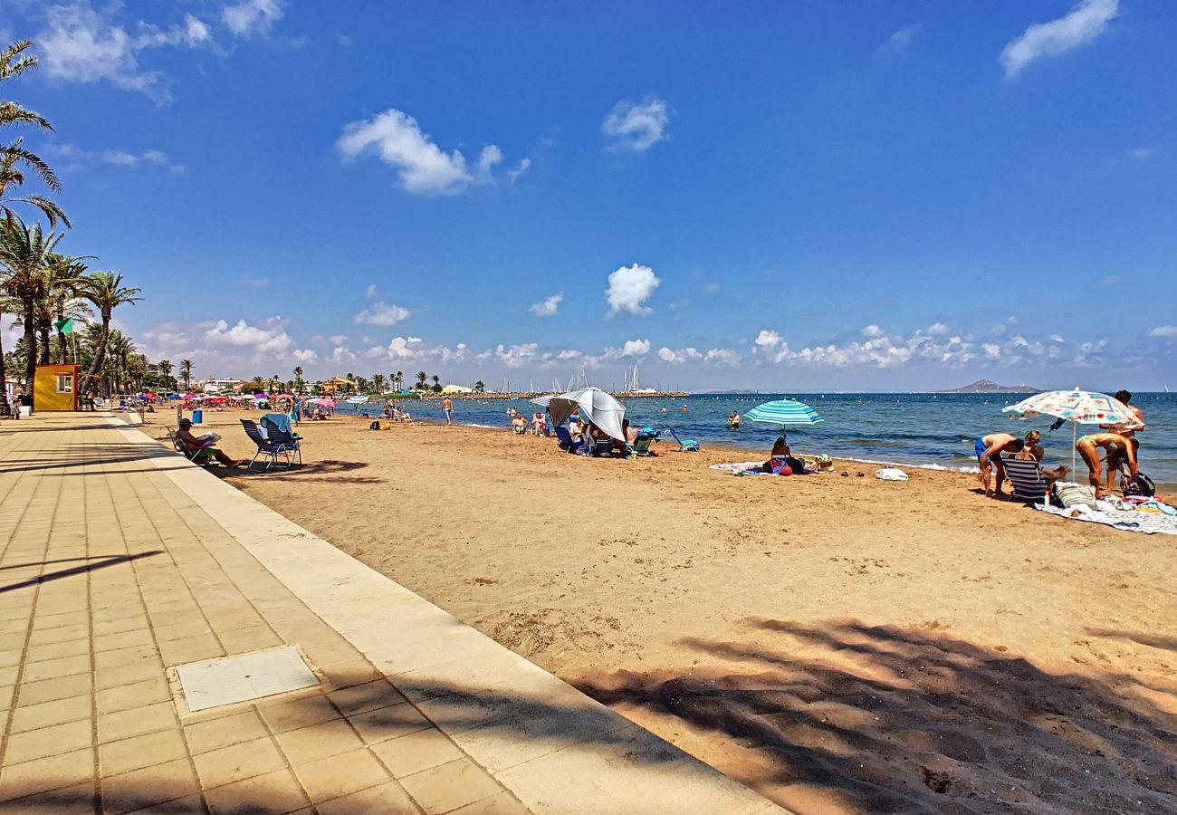 Appartement in Mar de Cristal - Ribera Beach 1 - 31071