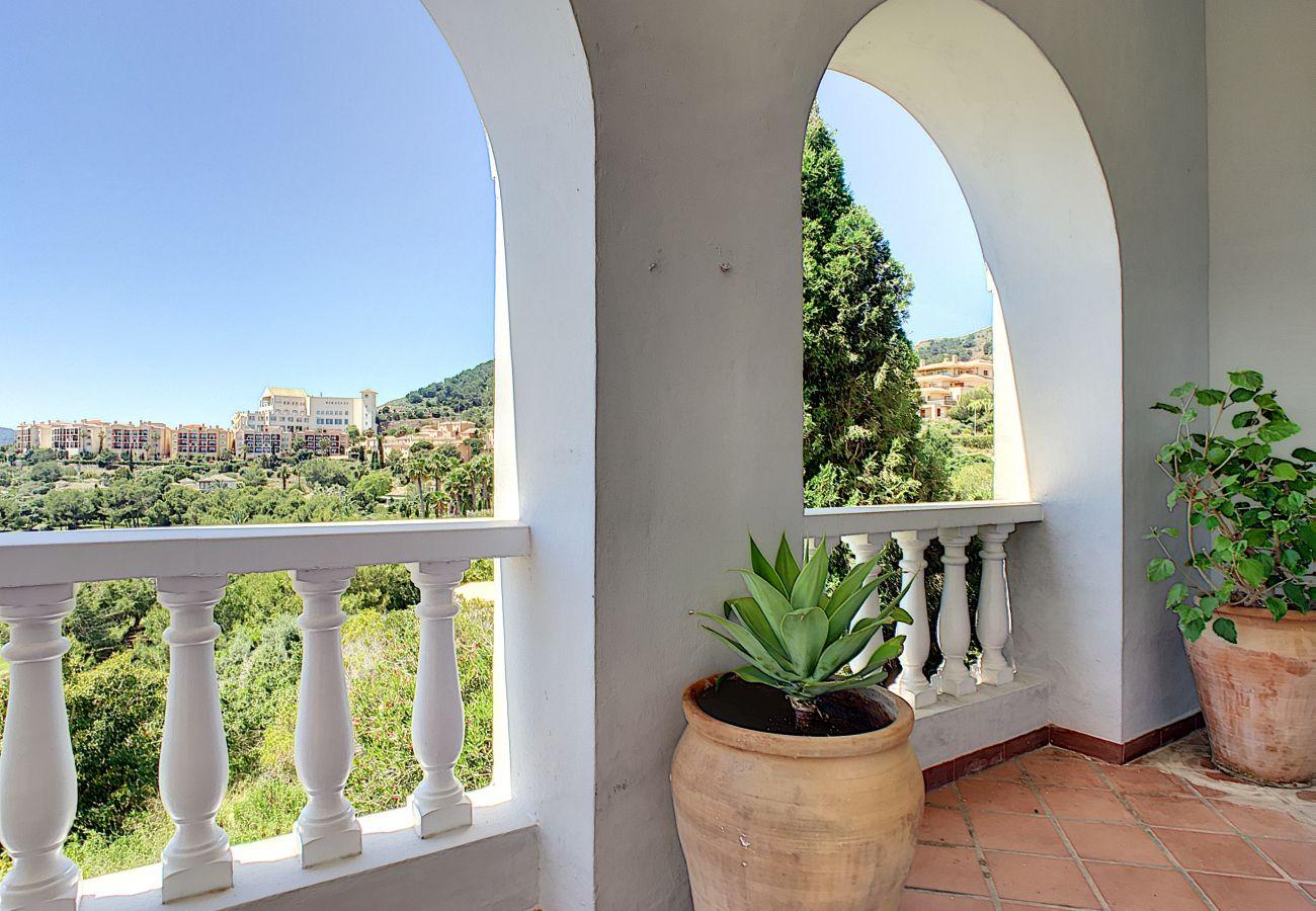 Appartement in La Manga Club - Buena Vista Los Arcos 36B