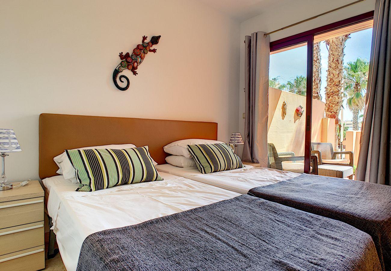 Appartement in Los Alcazares - Nueva Ribera Beach Club - 2B8