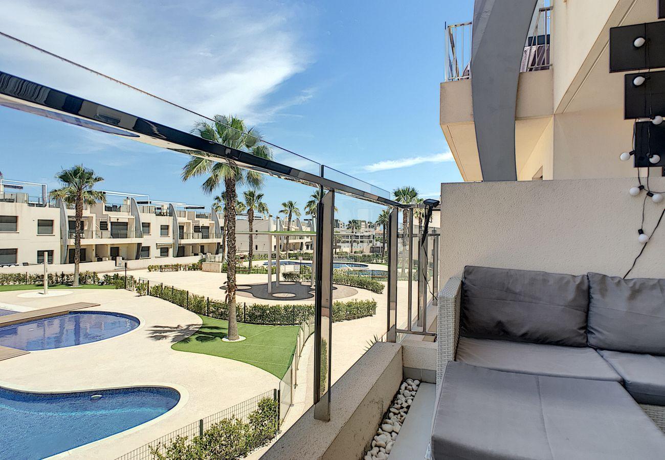 Appartement in Pilar de la Horadada - Playa Elisa Bay - Michalina