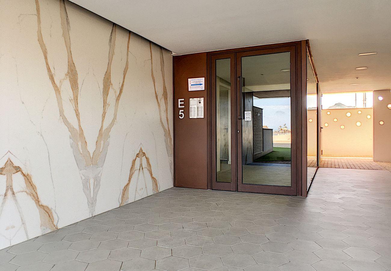 Appartement in Playa Paraiso - Los Flamencos Vista Playa - 4409